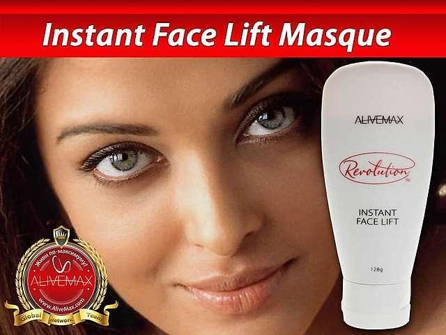 AliveMax - Косметика REVOLUTION Instant FaceLift Masque (маска)